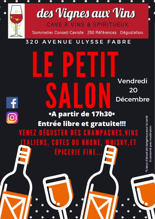 Affiche Petit Salon 2019 Final